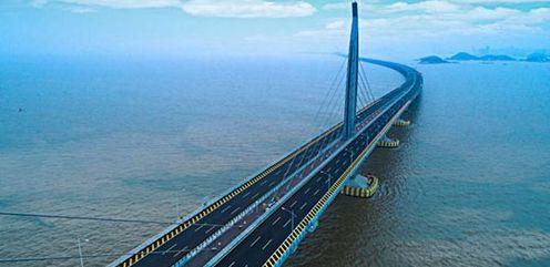上海三思总裁王鹰华:港珠澳大桥照明工程背后的故事崇州